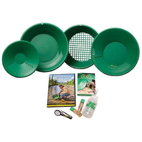 Комплект лотков золотопромывочных Garrett Gold Pan Kit w/Gold Trap