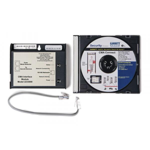 Модуль компьютерного интерфейса Garrett CMA