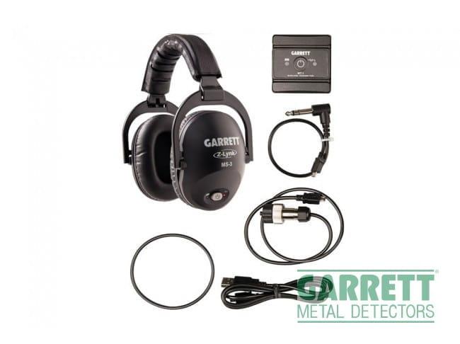 MS-3 Z-Lynk Wireless Kit 1627720 в фирменном магазине Garrett