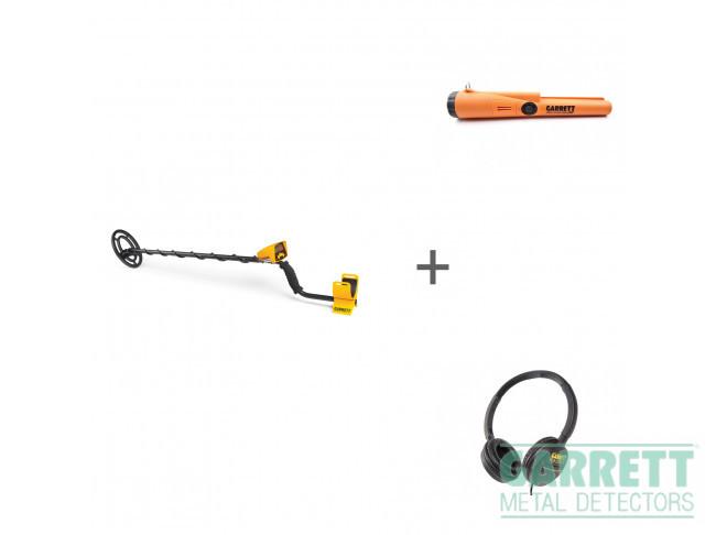 ACE 150 RUS, Pro-Pointer AT, для ACE EURO 1138080, 1140900, 1612700 в фирменном магазине Garrett