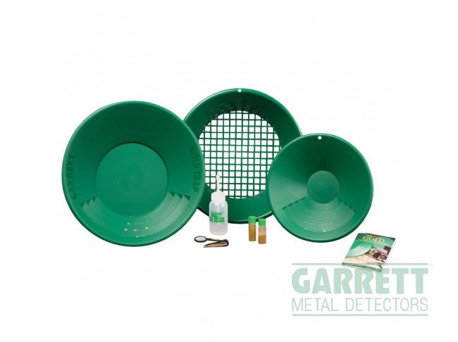 Gold Pan Kit w/Gold Trap 1651310 в фирменном магазине Garrett